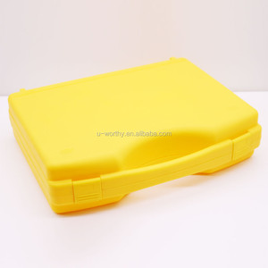 protective plastic carrying case/handle simple plastic toolbox/case