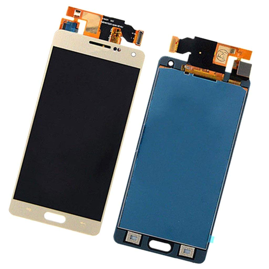 MagiDeal LCD Display Touch Screen Digitizer & Repair Tools For Samsung Galaxy A5 2015 A500,Repair Faulty Cracked Wrong Screen Gold