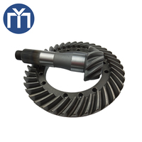 Customized crown wheel and pinion bevel gear with good price