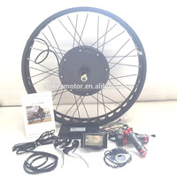 48V-96V 5000W ebike conversion kit for electric bicycle