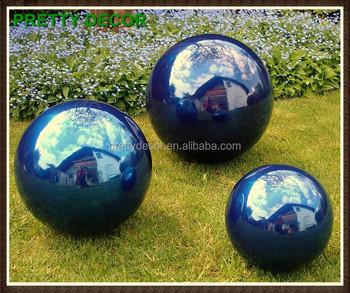 Colorfull Decorative Garden Spheres / Balls
