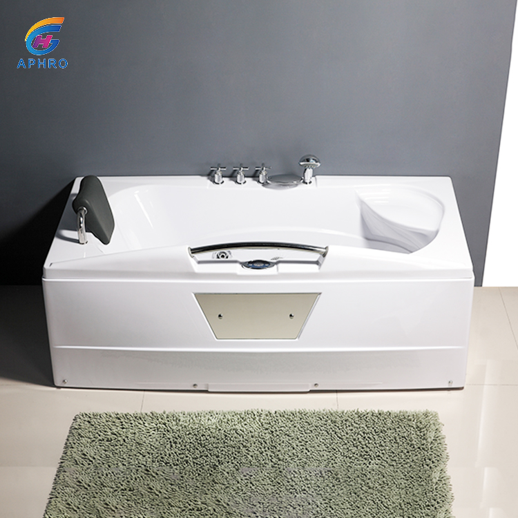 Side Glass Massage Bathtub, Side Glass Massage Bathtub Suppliers and ...