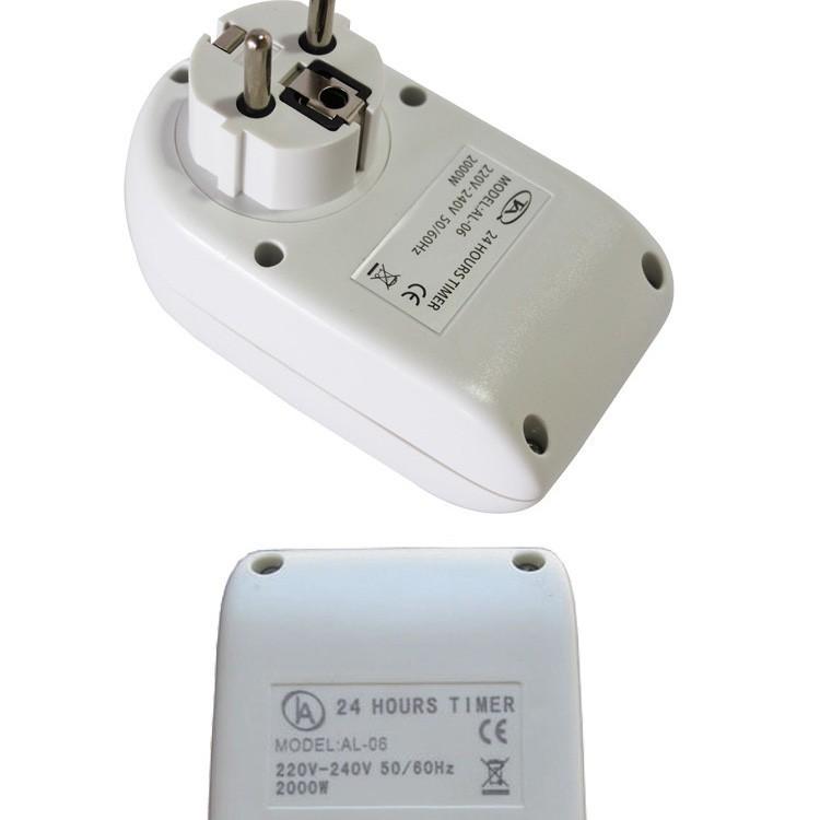 220-240v Ac 50hz 10a Uk Plug Programable Timer Digital Switch 24h 7 Day  Week Digital Lcd Timer Display Ce Electronic Socket - Buy Programable
