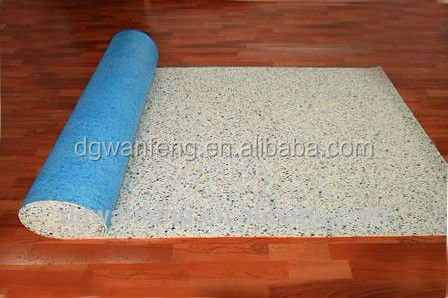 High Quality and Fireproof Carpet Underlay Pu Foam
