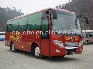 Dongfeng 35 seater bus, luxury coach bus