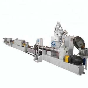 REINFORCED POLYPROPYLENE STRAPS BAND PRODUCTION LINE