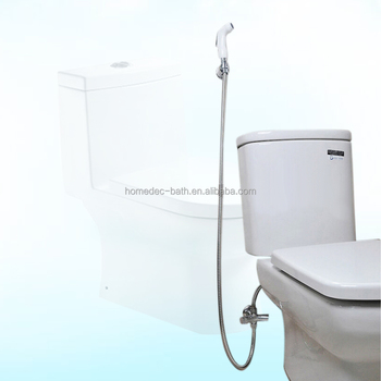 Bathroom Clean Vagina Toilet Bidet Spray, Wholesale Water Handheld Home And  Travel Bidet (shattaf