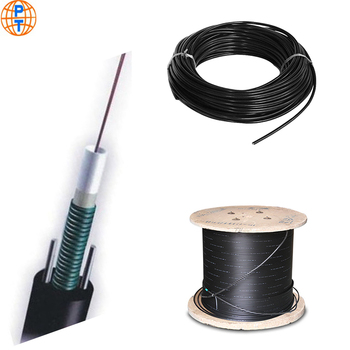 Single Mode Spool Glow  Fiber Optic Cable   Gyxtw Fiber Optical Cable