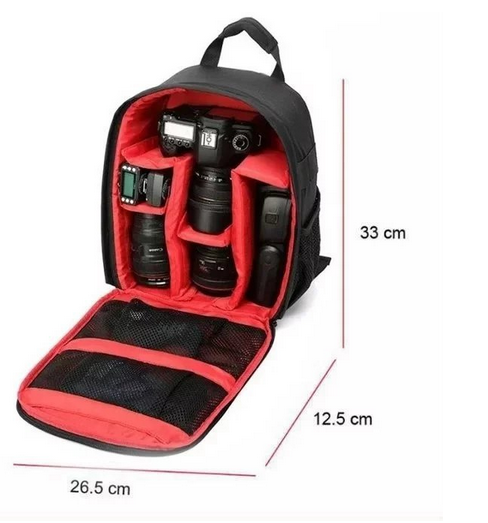 Wholesale Big Size Waterproof Scratch-proof Backpack, Camera Bag,Phone Bag Laptop Backpack