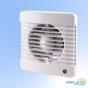 Low Consumption Exhaust Remote Control Bathroom Fan With Certificate Basic M