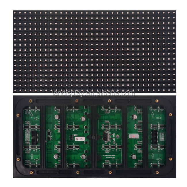 P10 National Star MBI 5124 IC 320*160 High Brightness Full Color Display Modules