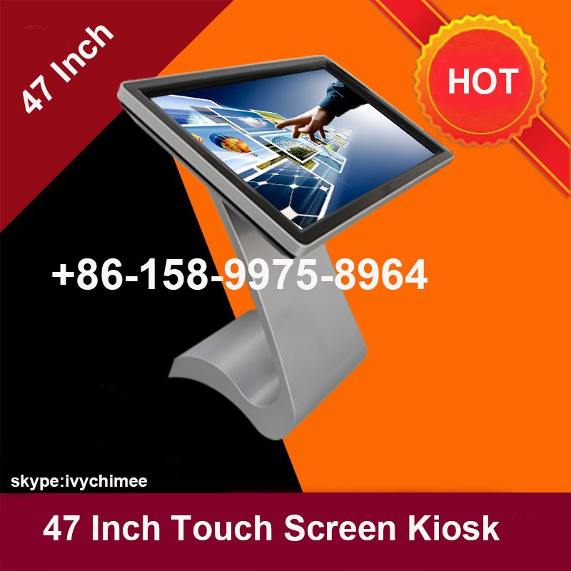 47 Inch amazing quality led touch interactive full hd 1080p led tv advertising