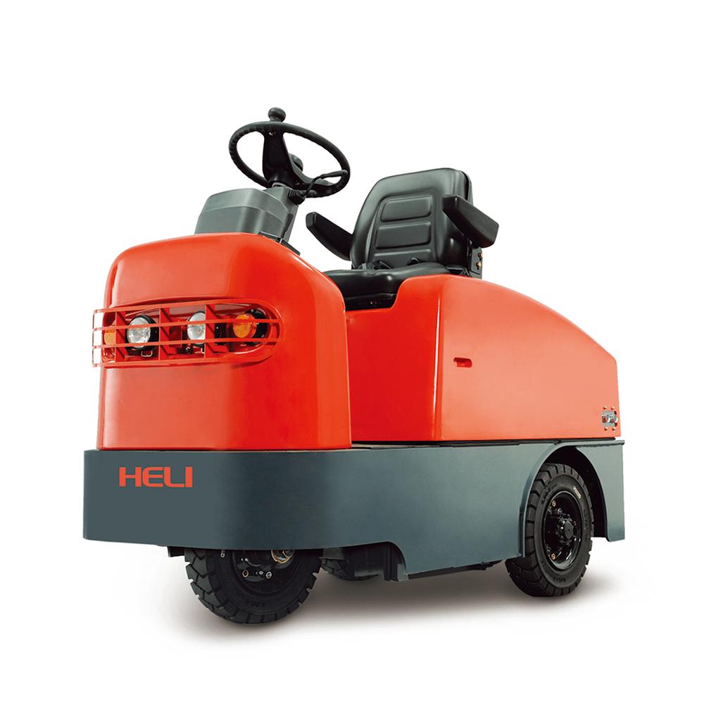 2-3ton endüstriyel depo elektrikli mini çekme aracı