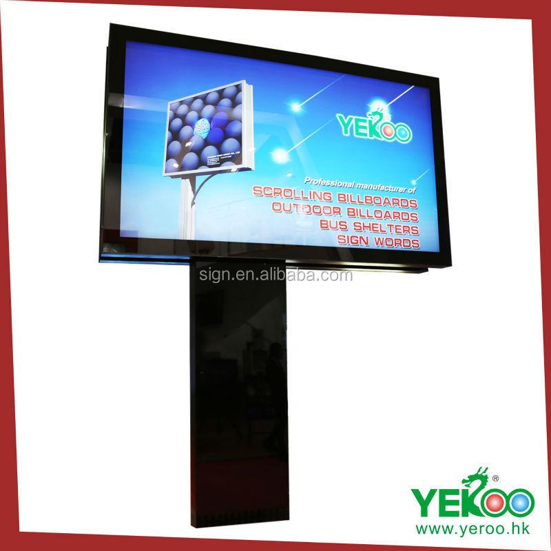 Outdoor Solar Advertising Billboard Manufacturers Outdoor ...