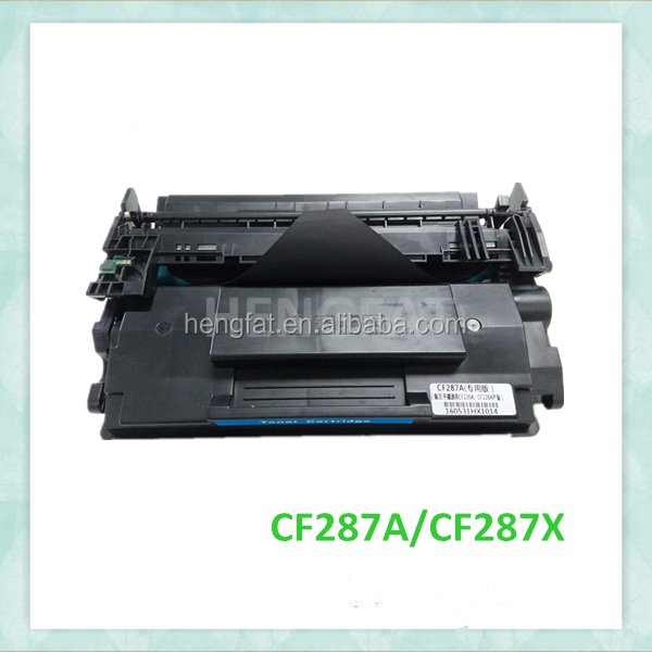 New Arrival CF287A , Compatible toner cartridge CF287A , For HP 287A toner cartridge from 24 years factory in China