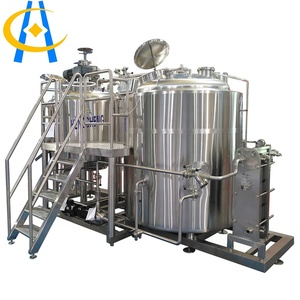 Hengcheng large beer alcohol making machine brewery equipment from China
