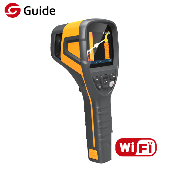 Portable Infrared Thermal Imaging Camera for Industrial Temperature Measuring Guide B Series