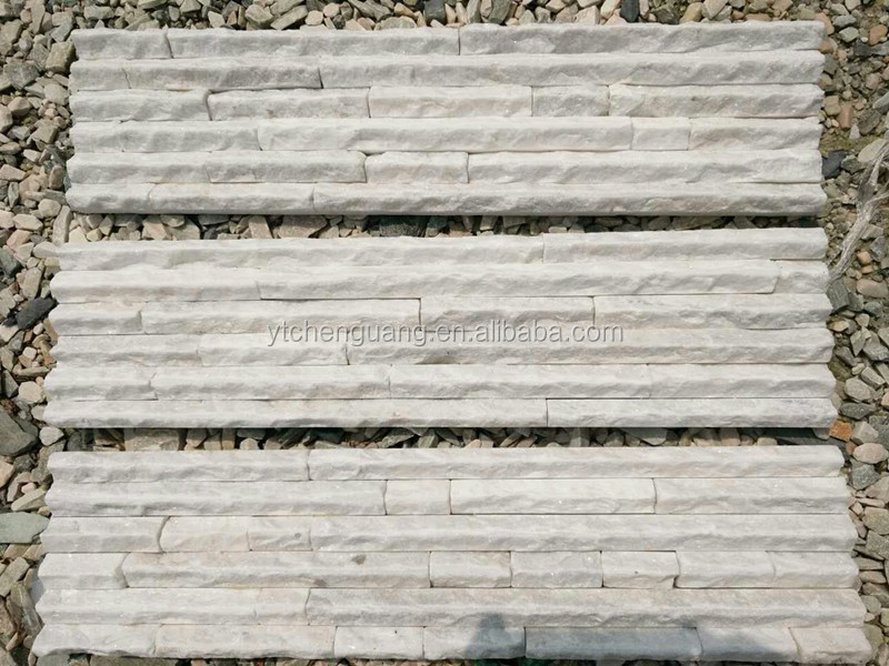 China Factory Good Price Cheap Quartzite Ledge Stone Panel for Wall