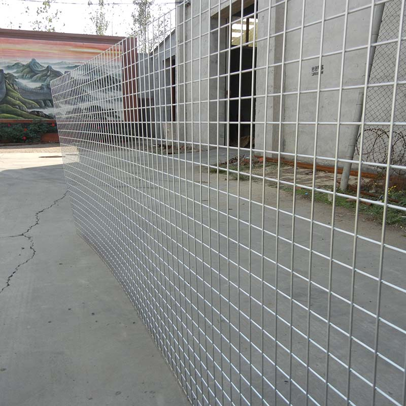 Famous Brand 2x4 Electro Galvanized Welded Wire Mesh Fence Panels ...