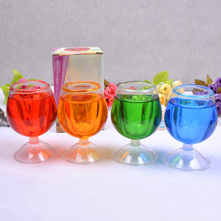 April Fool's Day Creative Gifts Strange Trick Toy Wine Glasses