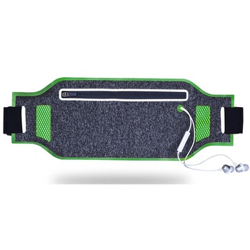 Super Spandex Lycra Fitness Sport Waist Bag Running Belt phone Pack