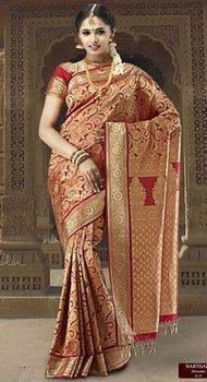 Kanchipuram Silk Saree - Buy Pure Kanchipuram Sarees ...