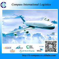 Air logistics shipping agent from China to FAIR ISLE AIRPORT UK air freight forwarder