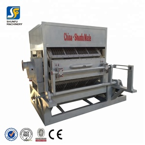 Professional Manufacturer Supply Low Cost Egg Tray Machine Of High Speed  And Quality