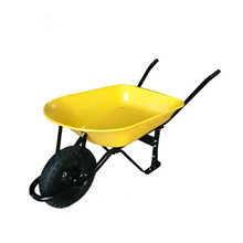 wheel barrow and wheelbarrow