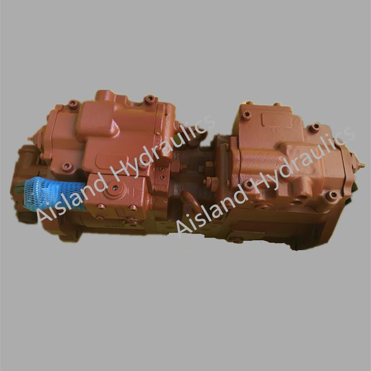 Kawasaki K3V63DT, K3V112DT, K3V180DT гидравлический насос экскаватор