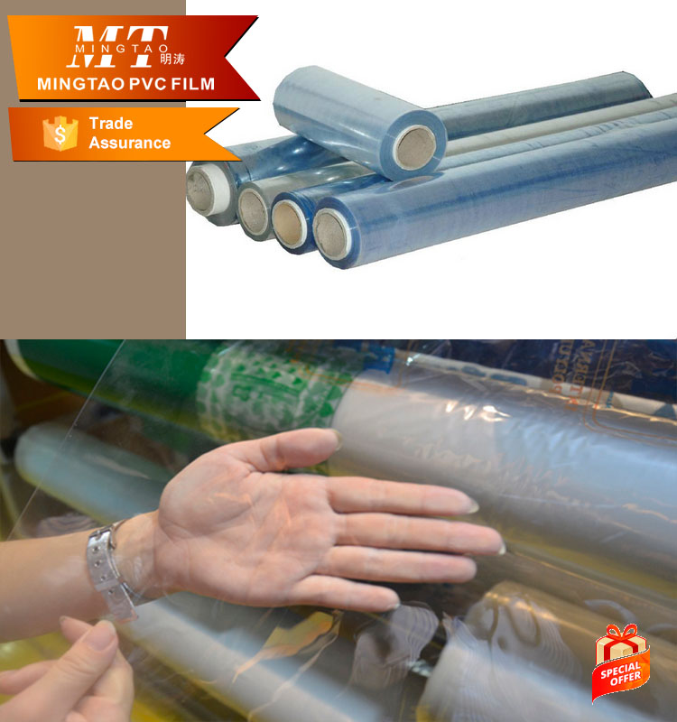 Soft PVC Film For Mattress Packing for Egypt popular products