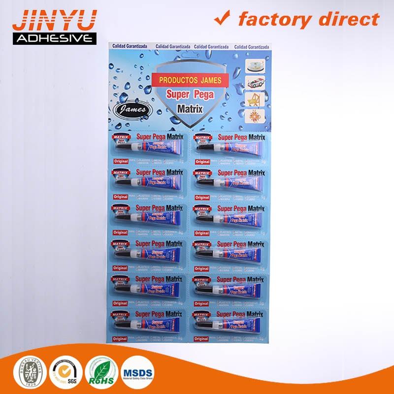 Factory Price Quick Dry Gel Glue Adhesive Super Glue - Buy 502