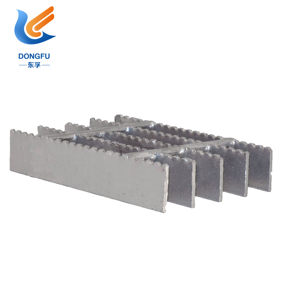 Manufacturer Galvanized Serrated Standard Size Stainless Steel Grating Tramex Driveway