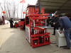 HBY 2-10 automatic hydraulic japan used concrete block machine
