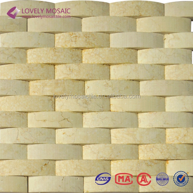 light color marble mosaic tiles stone wall tiles for hotel decorationcafeliving room