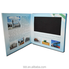 LCD Video <span class=keywords><strong>Libretto</strong></span>, Video Brochure