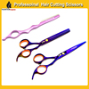 10% OFF. 6'' Hairdressing Scissors Set Purple Hair Razor Thinning Scissors Beauty Barber Cutting Shears Hair clipper Trimmer