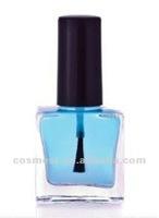 N012 plastic nail polish cap black color PP cap for nail polish packaging China manufacturer