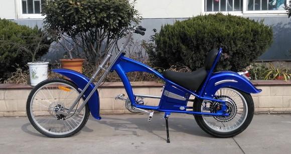 Chopper E-bikes 500w