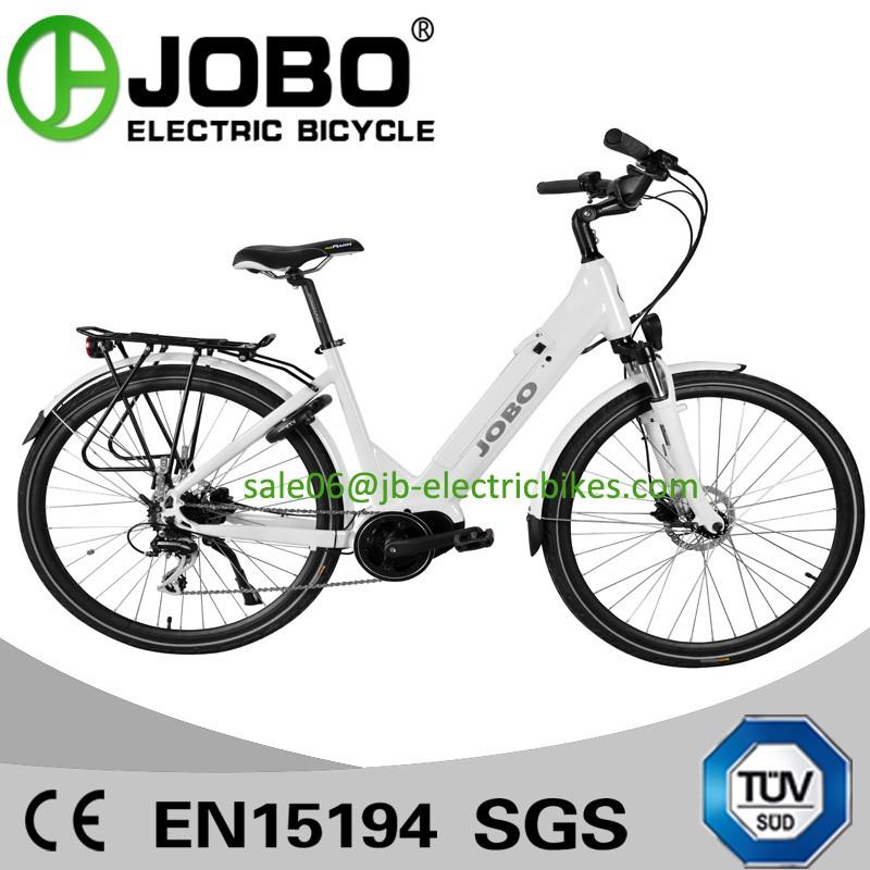 36v10.4ah 250w Brushless Middle Motor Easy Ride Jobo B15l Electric ...