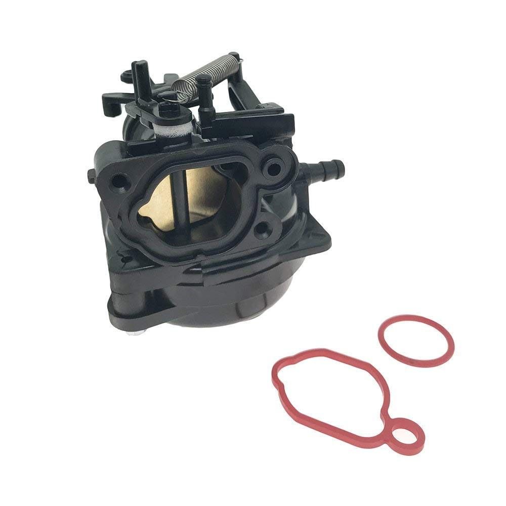 New 799583 Carburetor Carb Replacement with Mounting Gasket Kit for Most Briggs & Stratton 09P602 9P602 500E Vertical Engines