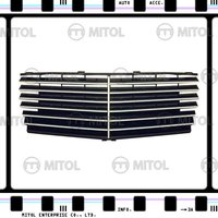 For Mercedes Benz W124 Front Grille 93-95 Car Accessories