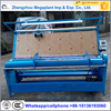 automatic fabric cloth roll packing machine and measure counting function