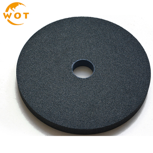 6 Inch Green Silicon Carbide Grinding Wheel For Agates