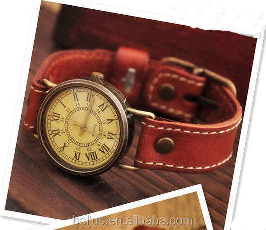 middle-century memory stylish watch women fashion hand watch