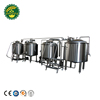 Commercial Large Beer Brewery Equipment Beer Brewery For Sale