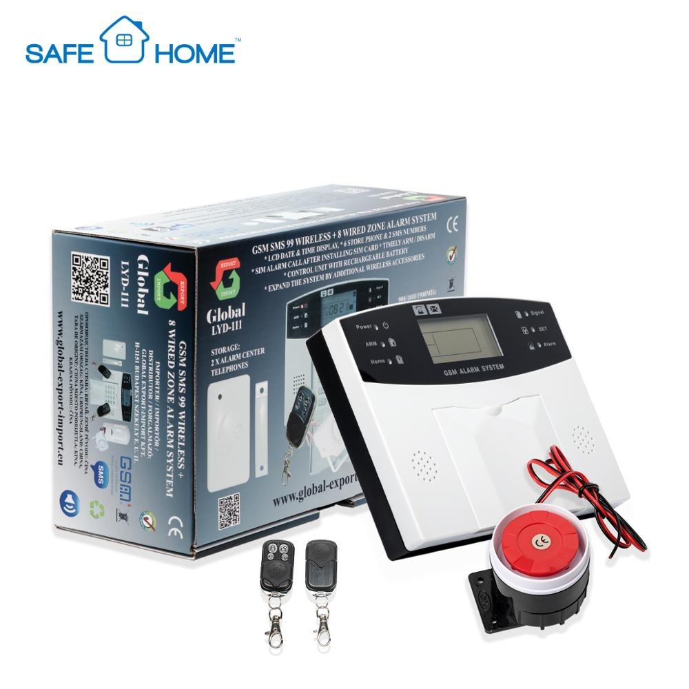 Wholesale Offers Good Quality China 99 Zone Home Personal Security Alarm Manufacturer in China