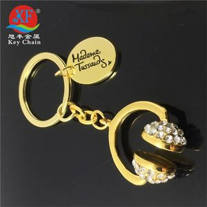 New Arrival Zinc Alloy Magnetic Key Ring