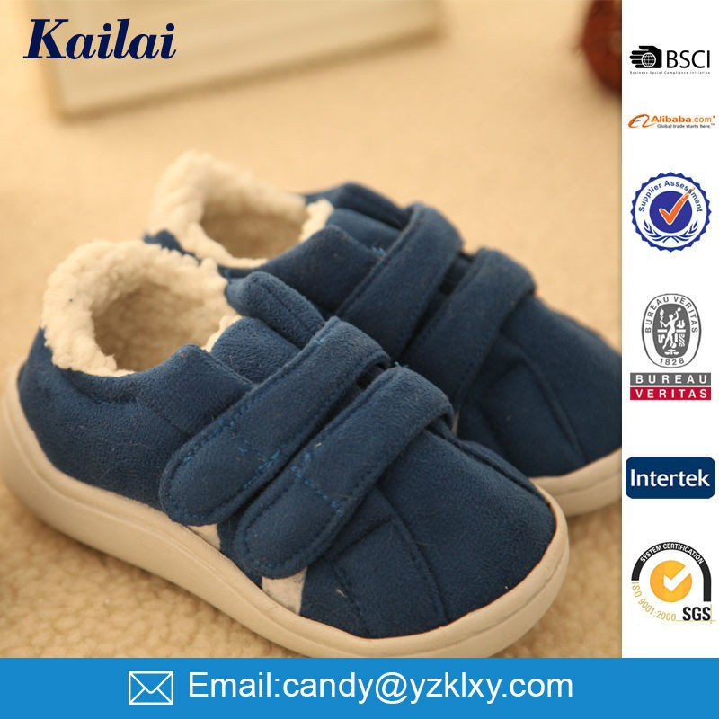 new design outdoor winter blue china child shoe