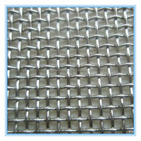 Stainless steel cheap price crimped wire mesh